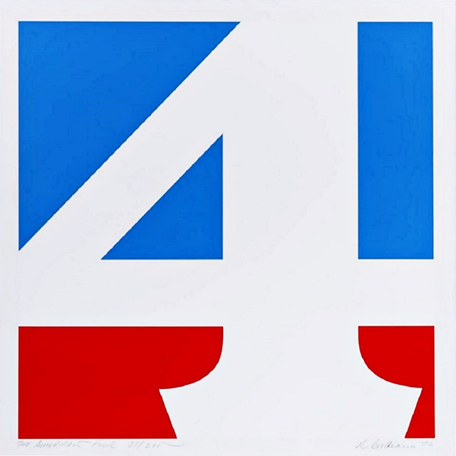 , 'The American Four (Sheehan, 59),' 1970, Alpha 137 Gallery