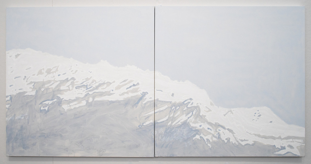 , 'Crest 2,' 2018, Michael Warren Contemporary