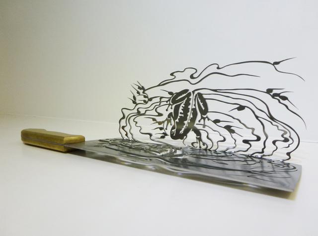 , 'Lotus Pond,' 2014, Contemporary by Angela Li