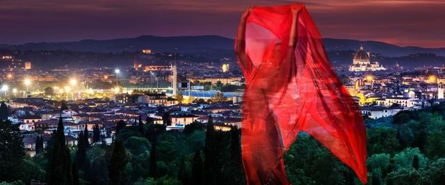 David Drebin, 'Fantasy in Florence', 2018, Galerie de Bellefeuille