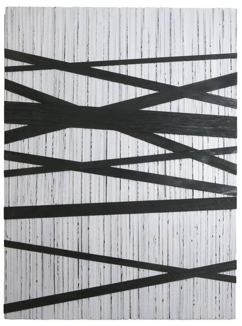 Joel Urruty, 'Untitled #10', Sculpture, Reclaimed Wood, Pigment, Isabella Garrucho Fine Art