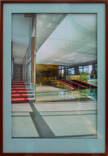 , 'À procura da utopia (estado actual),' 2014, Galeria Filomena Soares