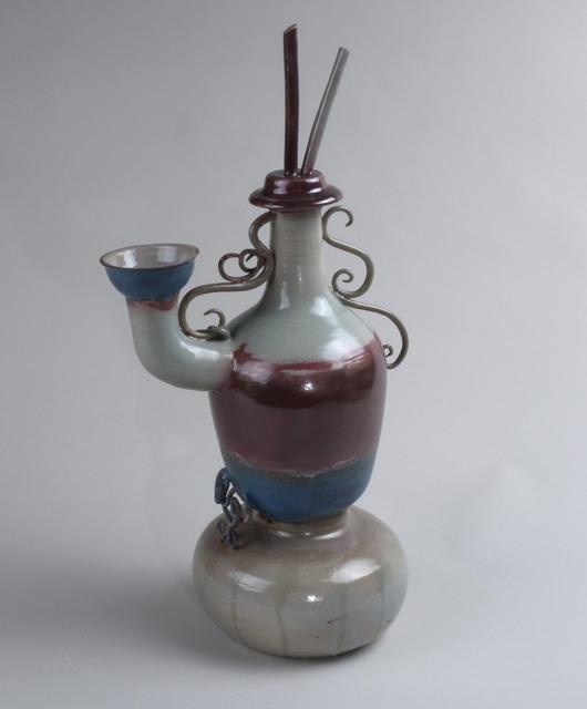 , 'Fancy Persian vessel,' 2012, David Risley Gallery