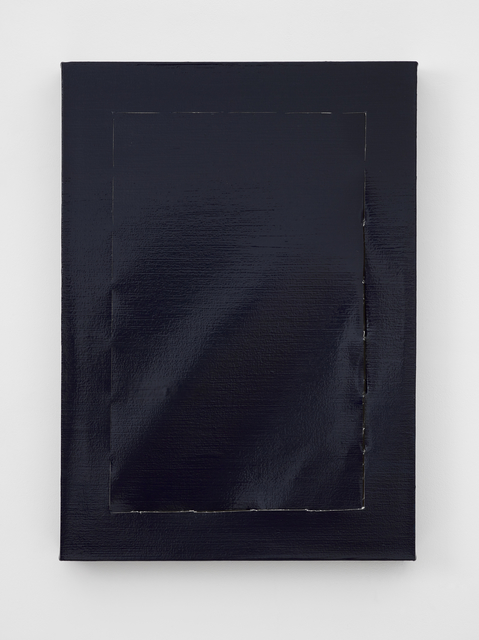 , 'Peel (Navy),' 2018, Lisson Gallery