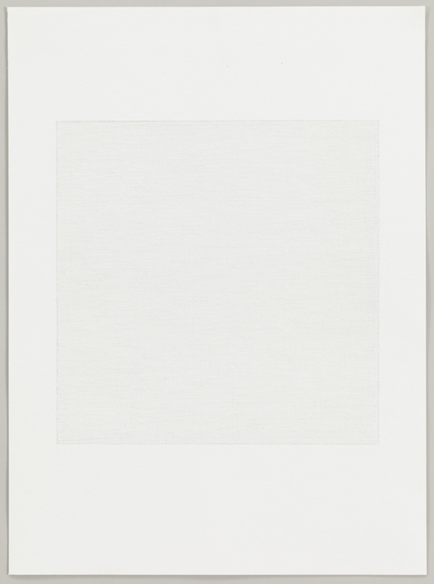 Rudolf de Crignis, '#94023', 1994, Drawing, Collage or other Work on Paper, Pencil on paper, Bartha Contemporary