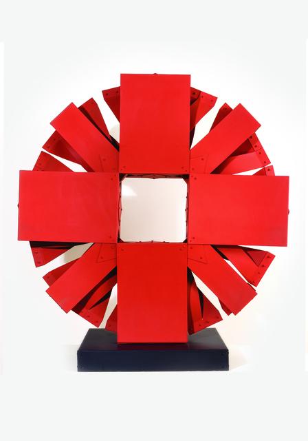 , 'Red Sun,' 1985, Galería Duque Arango