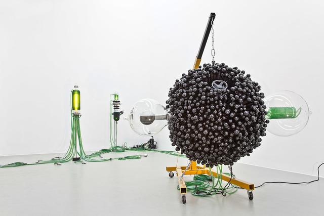 Thomas Feuerstein, 'Futur II (Time machine I)', 2013, SEXAUER Gallery