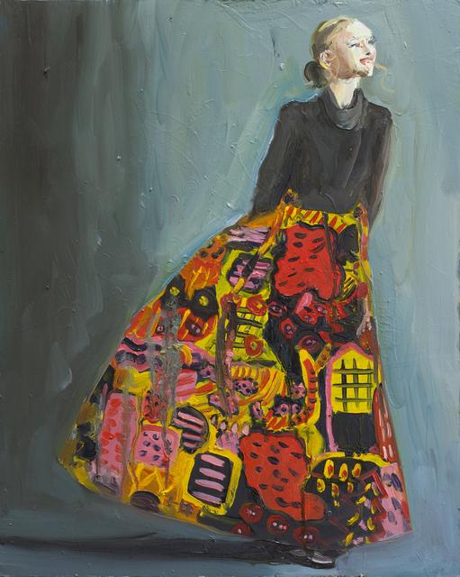 , 'Skirt,' 2015, Galleri Magnus Karlsson
