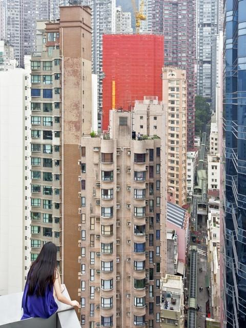 , 'Self-Portrait (Hong Kong),' 2011, CHRISTOPHE GUYE GALERIE