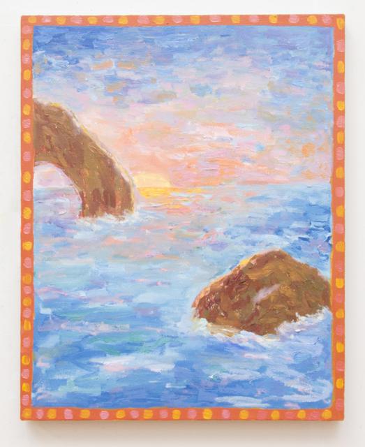 , 'Rocky Sunset,' 2016, Denny Gallery