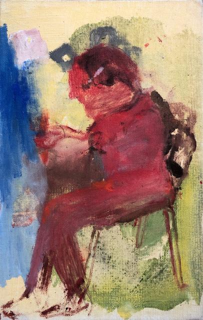 , 'Thirsty Scholar,' 2018, Tatha Gallery