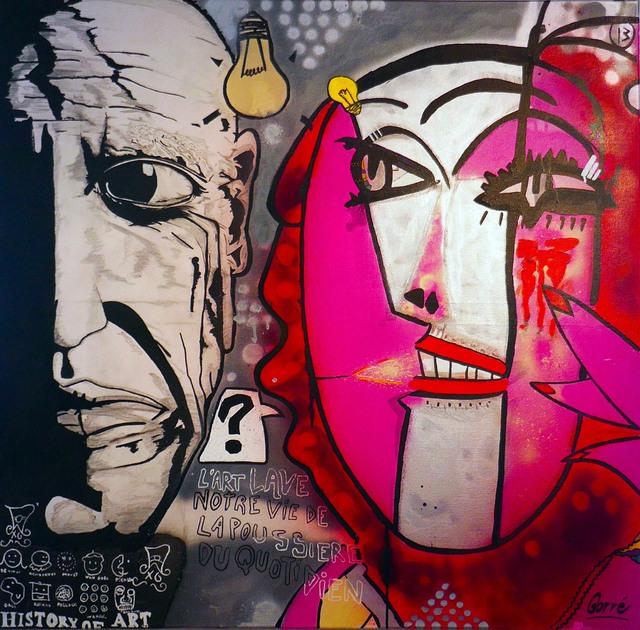 , 'Picasso,' 2017, No Galerie