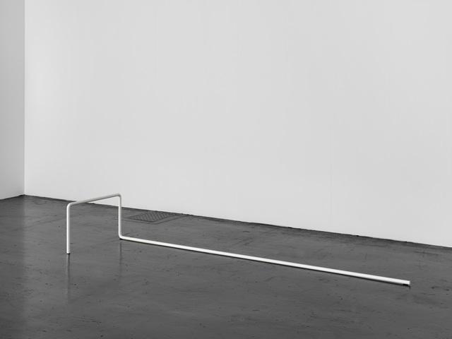 , 'Raumplastik Weiss 1975/21,' 1975, Dierking