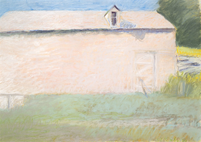 , 'MORNING BARN,' 1980, Jerald Melberg Gallery