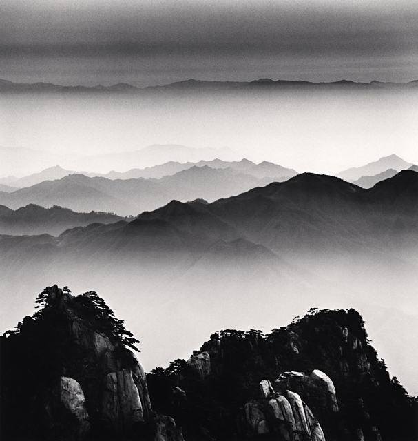 Michael Kenna, 'Huangshan Mountains, Study 12, Anhui, China', Weston Gallery