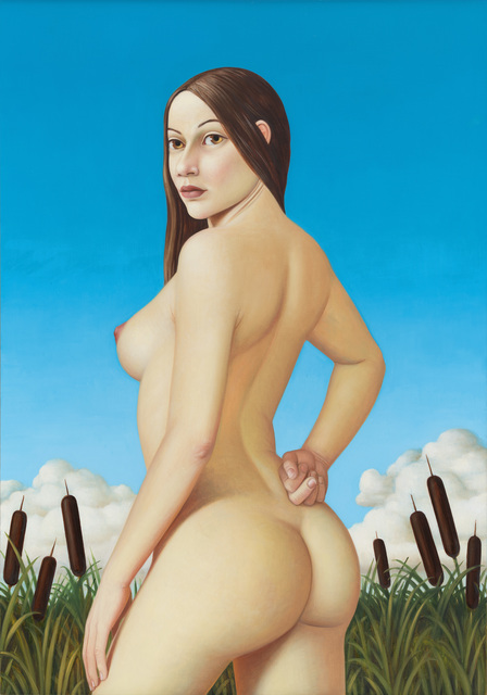 , 'Slightly Cloudy,' 2018, Galerie Kleindienst