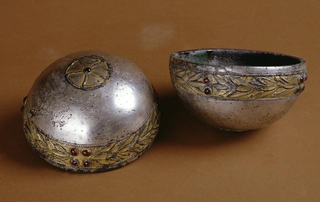 'Hemispherical Cup',  1st century B.C., J. Paul Getty Museum