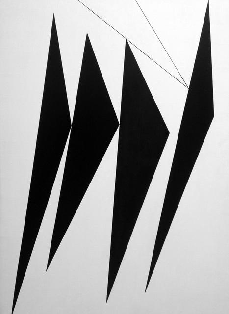 , 'gamma II,' 1966, Galerie Denise René