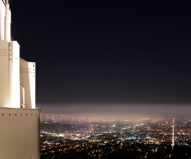 , 'Los Angeles, Griffith Observatory 2,' , ArtStar