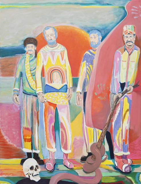 , 'From the Verges,' 2017, Galerie EIGEN + ART