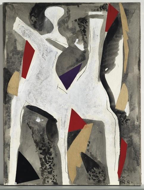 , 'Giocolieri e Cavallo,' 1973, Galerie Thomas