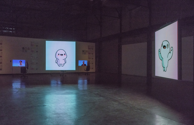 , 'Menuteer,' 2016, Arsenal Contemporary