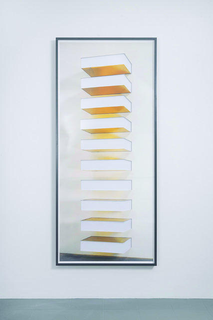 , 'Untitled (Stacks),' 2017, Galleri Nicolai Wallner