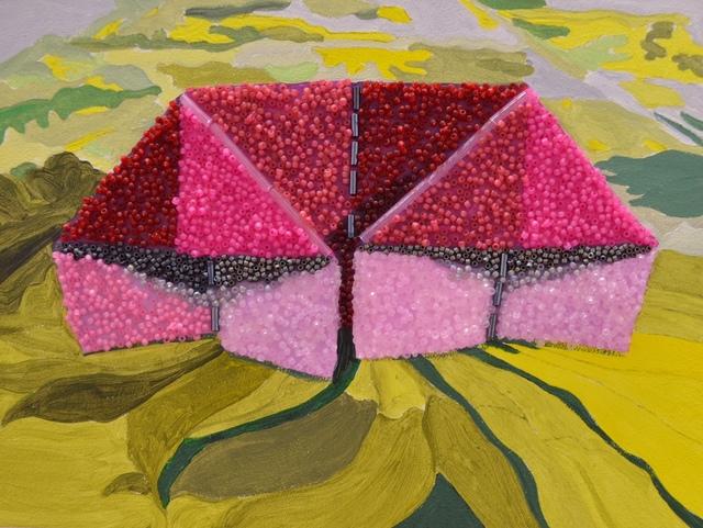 , 'Pink House,' 2016, Ro2 Art