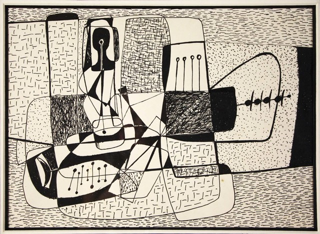 , 'Untitled,' ca. 1950, Pan American Art Projects