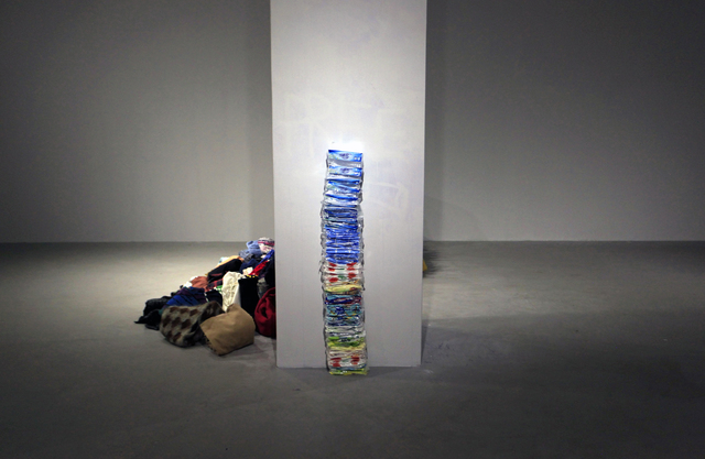 , 'Can Kleenex,' 2015, Double Square Gallery