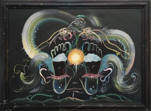 , 'Pieds de vibration,' 2018, Art Bärtschi & Cie   Geneva, Switzerland