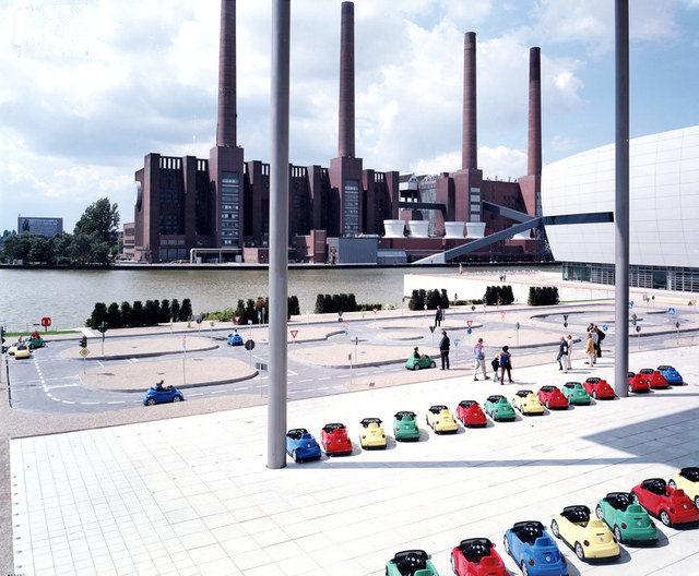 , 'VW Lernpark,' 2006, Artsnap