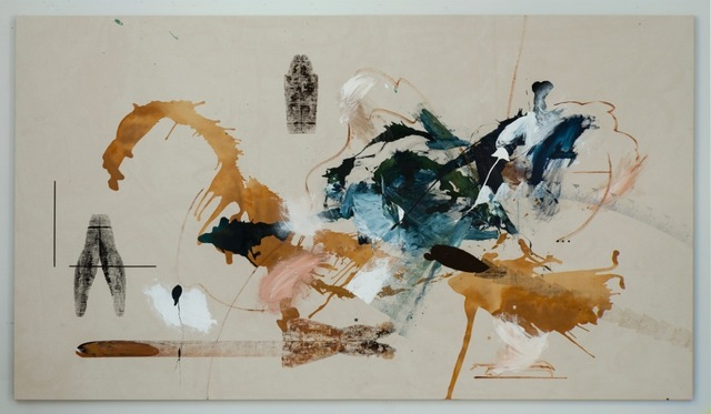 Elizabeth Neel, 'Vulture and Chicks', 2016, Painting, Acrylic on canvas, Pilar Corrias Gallery