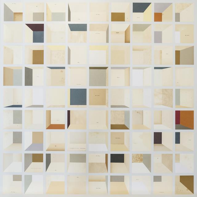 , 'P.I. III,' 2015, Silvia Cintra + Box 4