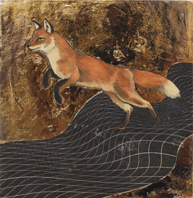 , 'Searching Fox,' 2019, Deep Space Gallery