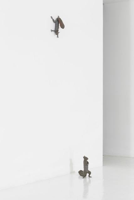 , 'Squirrel Gang,' 2015, Nina Johnson