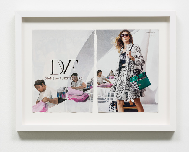 , 'DVF,' 2015, Charlie James Gallery