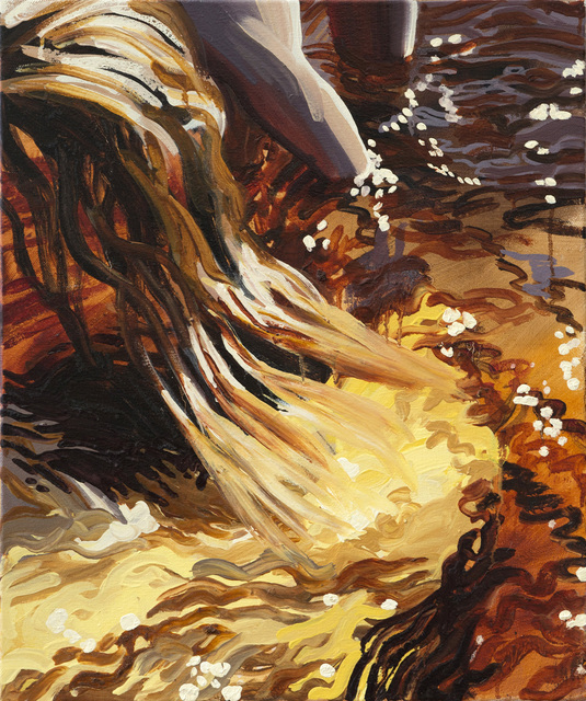 , 'Dissolving,' 2015, Galleri Magnus Karlsson