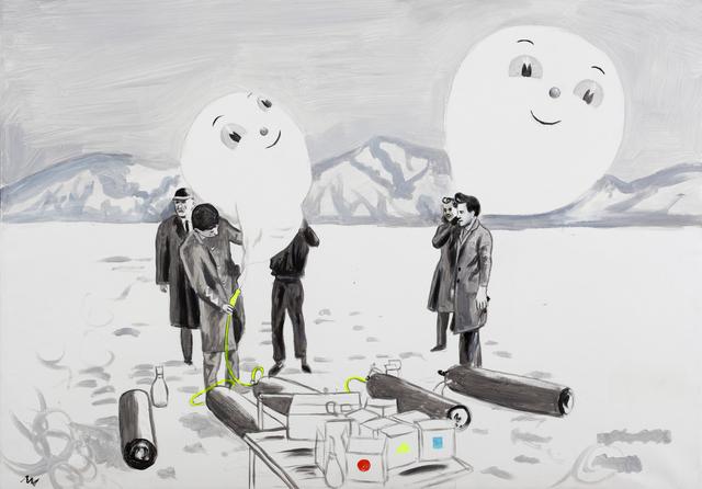 Sergio Mora, 'Love Balloons', 2010-2016, Coleccion SOLO