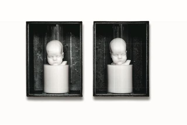 , 'Test Tube Twins,' 2017, Mark Hachem Gallery