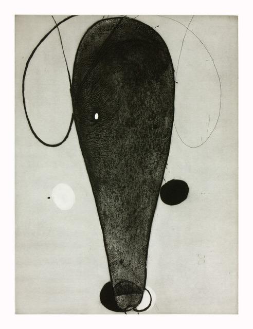 Martin Puryear, 'Diallo', 2013, Paulson Fontaine Press