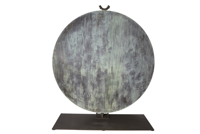 , 'Monumental Hollow Gong,' ca. 1960, Lost City Arts