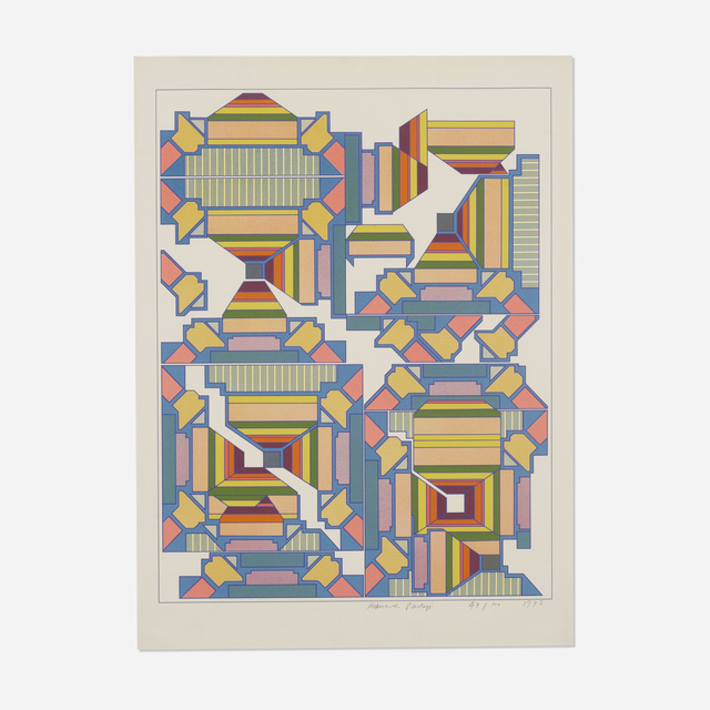 Eduardo Paolozzi, 'Untilted', 1973, Wright