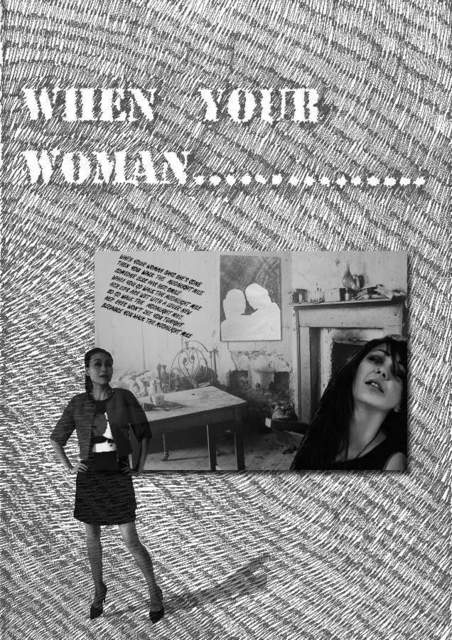, 'When your Woman...,' 2016, Walter Wickiser Gallery