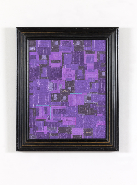 , 'Purple,' 2015, Francesca Minini