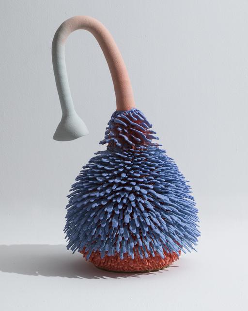 , 'Overrated Ceramic. SAD!,' 2017, Lora Reynolds Gallery