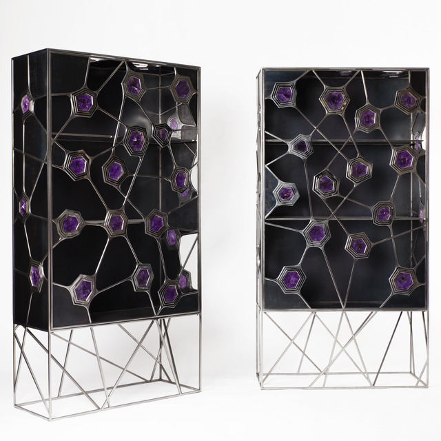 , 'Pair of Cabinets,' 2014, Twenty First Gallery