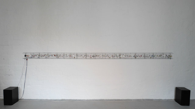 , 'Rythme d'ombre,' 2004, DAM Gallery