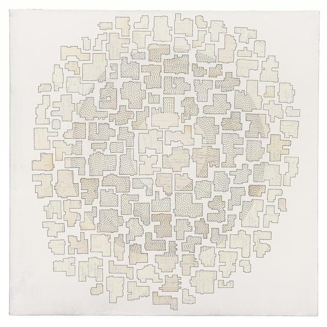 Hadley Williams, '121817', 2017, Slate Contemporary