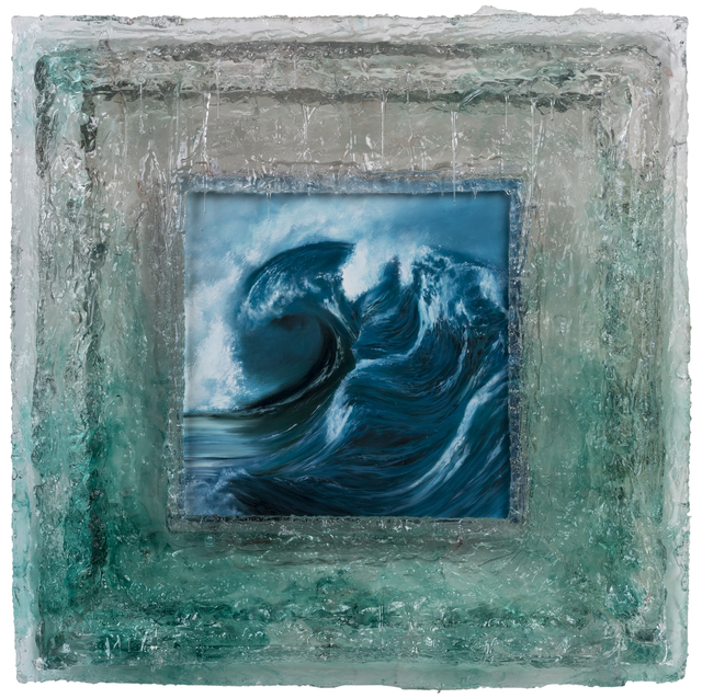 , 'Roaring Wave No. 10,' 2017, Contemporary by Angela Li